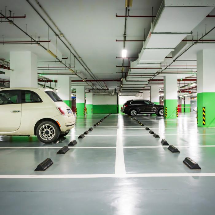 Huismeesterdiensten parkeergarage